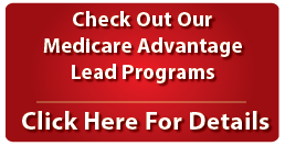 medicare advantage lead programs